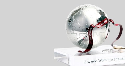Cartier Women's Initiative Awards 2018 in France