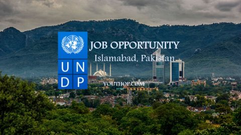 Vacancy for Coordination Officer Position at UNDP, Pakistan