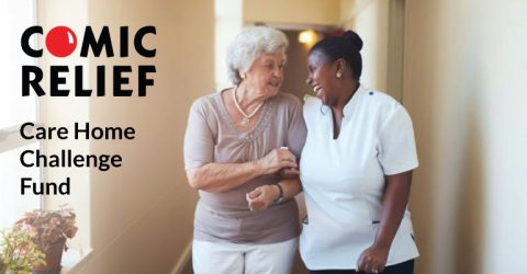 Comic Relief Care Home Challenge Fund
