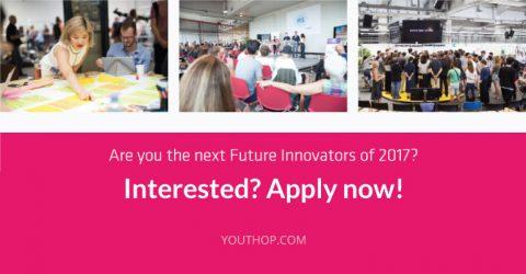 Future Innovators Summit 2017 in Linz, Austria