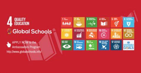 Global Schools Ambassador Program 2018