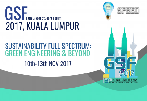 13th Global Student Forum 2017