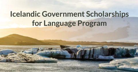 Icelandic Government Scholarships for Language Program