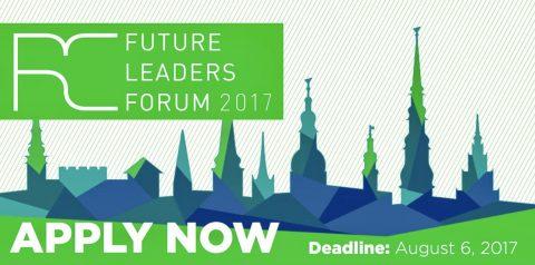 Rīga Conference Future Leaders Forum 2017 in Latvia