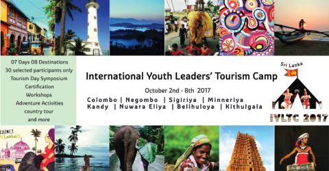 International Youth Leaders' Tourism Camp 2017 in Sri Lanka