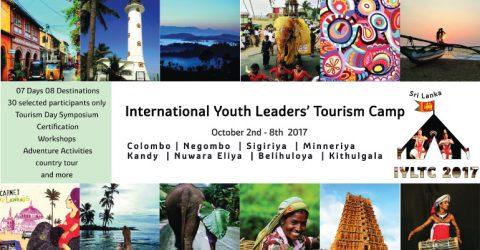 International Youth Leaders' Tourism Camp 2017 in Sri Lanka