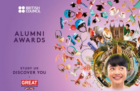 Apply for the UK Alumni Awards 2017-18