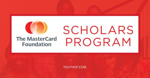 MasterCard Foundation Scholars Program 2018 in South Africa