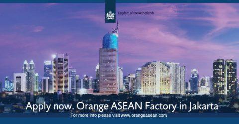 Orange ASEAN Factory Program 2017 in Jakarta