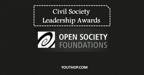 Fully Funded: Civil Society Leadership Awards