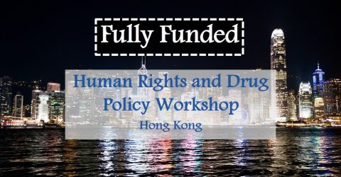 Open Society Foundations: Human Rights and Drug Policy Workshop in Hong Kong
