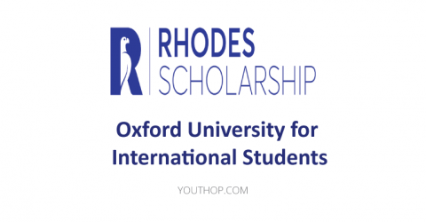 Rhodes Scholarships at Oxford University for International Students