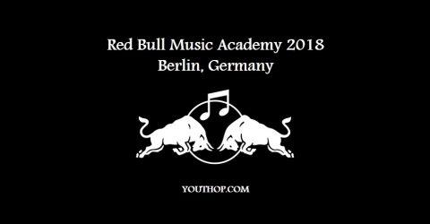 Red Bull Music Academy 2018, Berlin, Germany