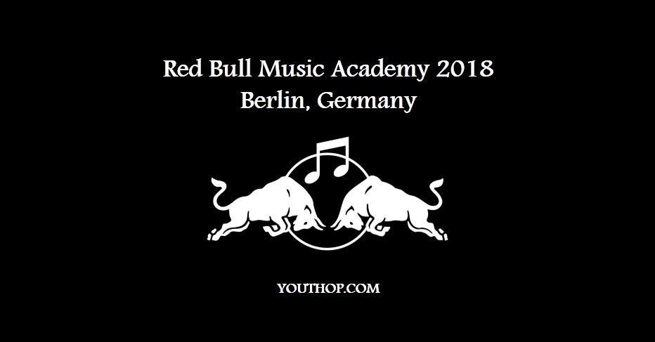 red bull music academy 2018 berlin germany youth. Black Bedroom Furniture Sets. Home Design Ideas