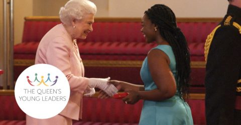 Apply to become a Queen's Young Leader