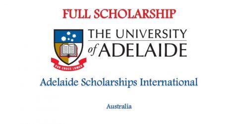 Adelaide Scholarships International (ASI) 2018 Round #1