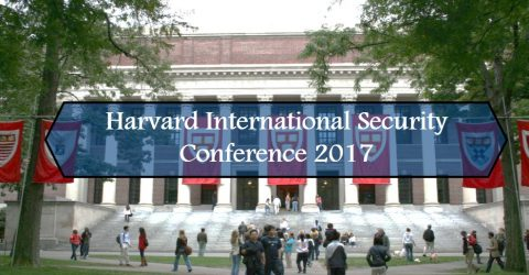Harvard International Security Conference 2017