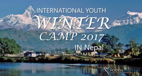 International Youth Winter Camp 2017 in Nepal
