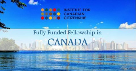 Fully Funded: 6 Degrees Junior Fellowship in Canada