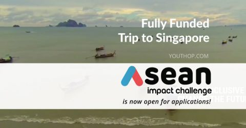 ASEAN Impact Challenge 2017 in Singapore