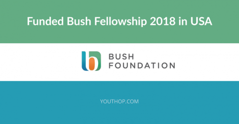 Funded Bush Fellowship 2018 in USA