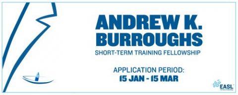 Short-Term Training Fellowship Andrew K. Burroughs 2017