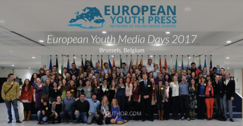 Call for Participants: European Youth Media Days 2017 in Belgium