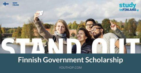 Finnish Government Scholarship, 2018-2019