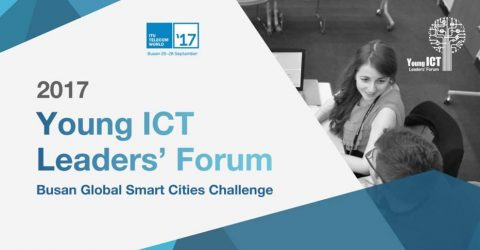 Young ICT Leader's Forum & Busan Global Smart Cities Challenge 2017 in South Korea