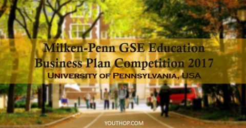 Milken-Penn GSE Education Business Plan Competition 2017