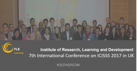 7th International Conference on ICISSS 2017 in UK