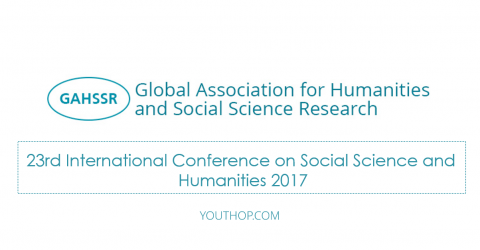 23rd International Conference on SSH 2017 in UK