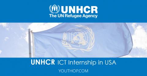 ICT Internship 2017 at the UNHCR in USA