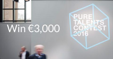 Pure Talents Contest 2018 – Win €3,000