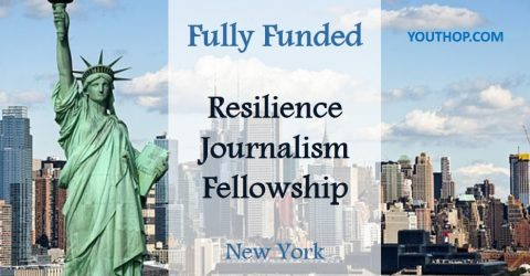 Resilience Journalism Fellowship 2017 at New York