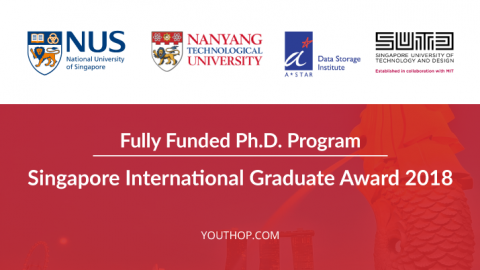 Singapore International Graduate Award 2018 in Singapore