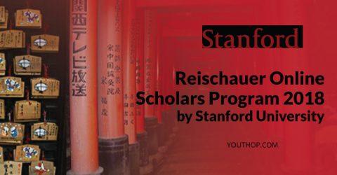 Reischauer Online Scholars Program 2018 by Stanford University
