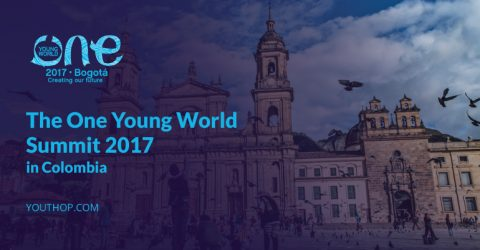 The One Young World Summit 2017 in Colombia