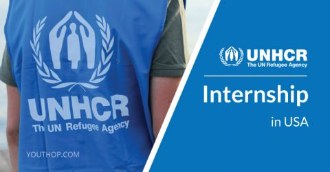 UNHCR – Admin Finance Internship 2017 in USA