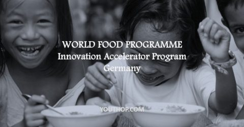 Fully Funded: WFP Innovation Accelerator Program in Germany