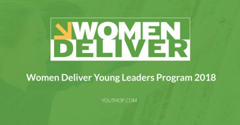 Call for Participants: Women Deliver Young Leaders Program 2018