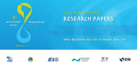 Call for Proposals: World Water Forum 2018 in Brazil