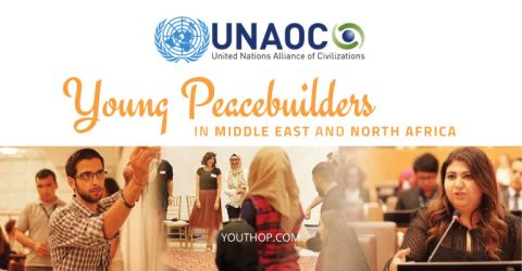 Young Peacebuilders in Middle East and North Africa 2017 in Jordan