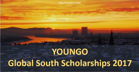 YOUNGO Global South Scholarships 2017 at Bonn, Germany