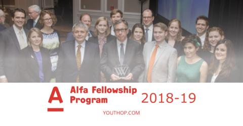 Alpha Fellowship Program 2018-2019