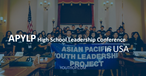 APYLP High School Leadership Conference 2018 in USA