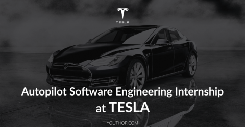Autopilot Software Engineering Internship 2018 at Tesla, California