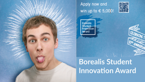 Borealis Student Innovation Award 2018