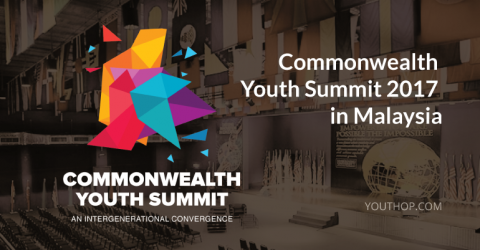 Commonwealth Youth Summit 2017 in Malaysia