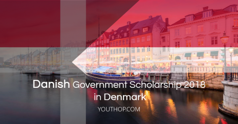 Danish Government Scholarship 2018 in Denmark
